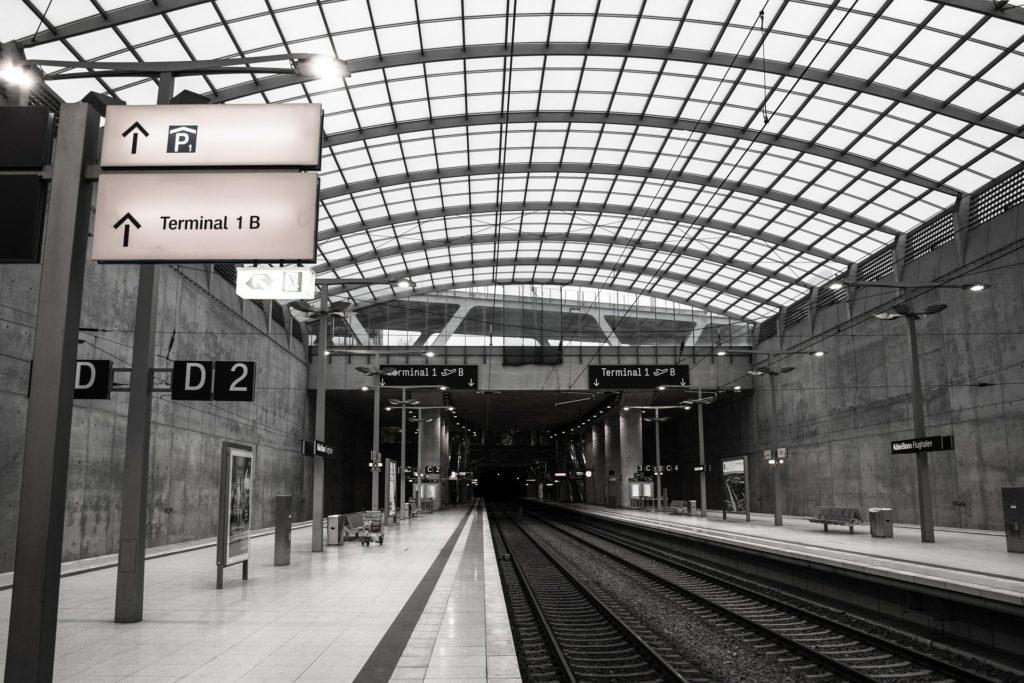 ケルンーボン空港駅