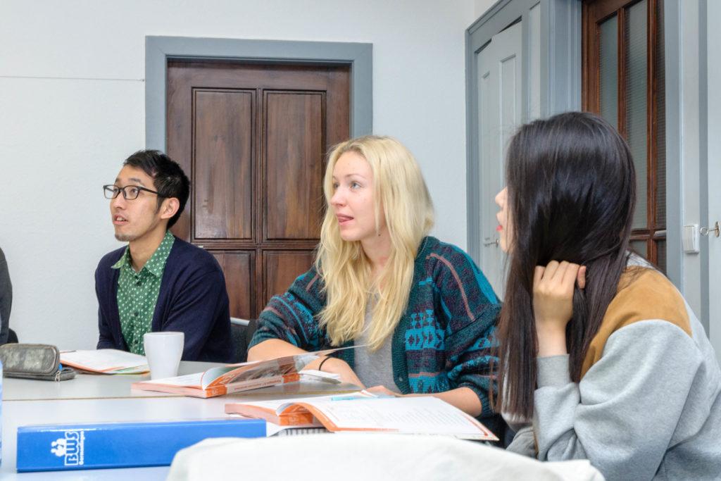 BWS Germanlingua Berlin - ベルリンの語学学校
