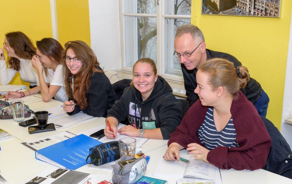 ミュンヘンの語学学校 BWS Germanlingua ミュンヘン