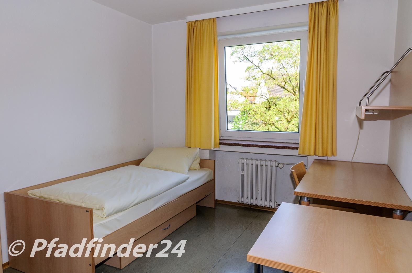 学生寮 シングルルーム