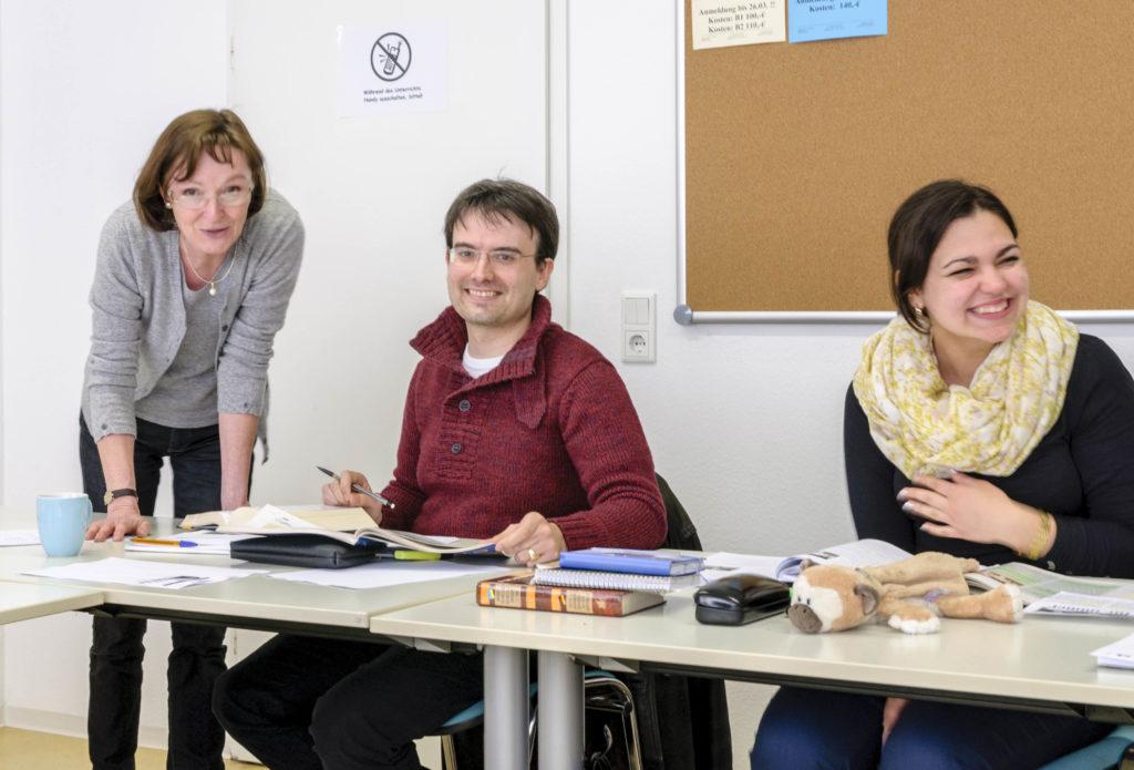 zum Ehrstein 講師と生徒