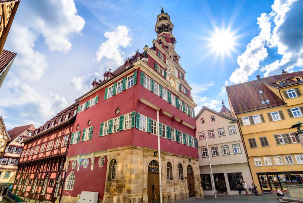エスリンゲン 旧市役所