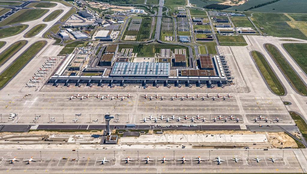 ベルリン新空港 BER