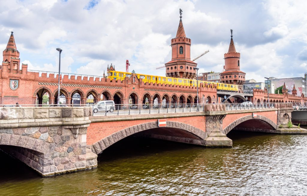 GLS International House ベルリンの橋