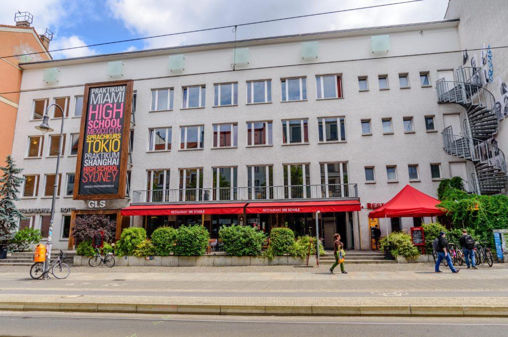 GLS International House - ベルリンの語学学校
