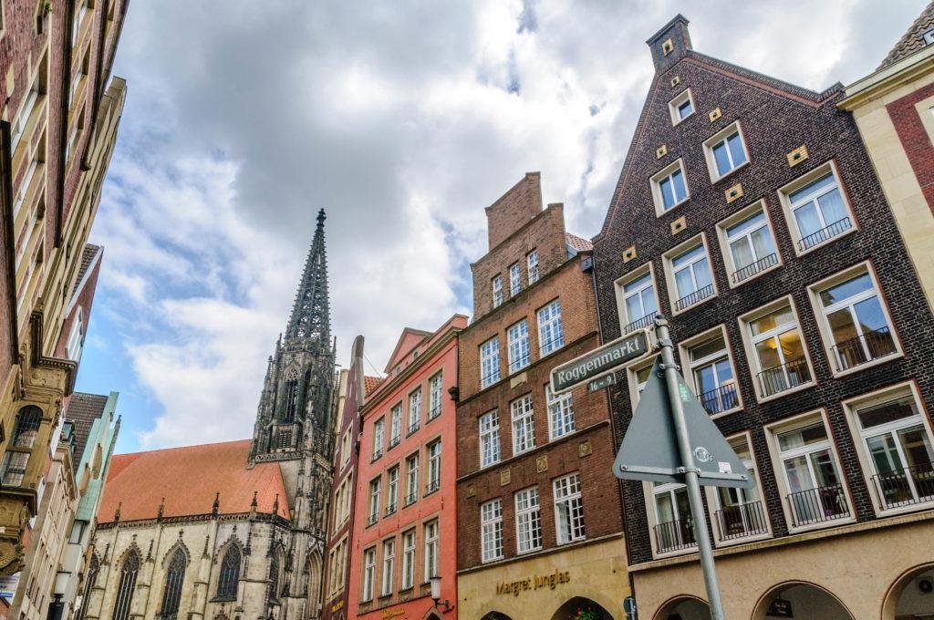 ミュンスター旧市街