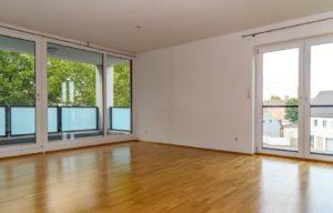 ドイツで滞在先を探す ドイツのアパート内部