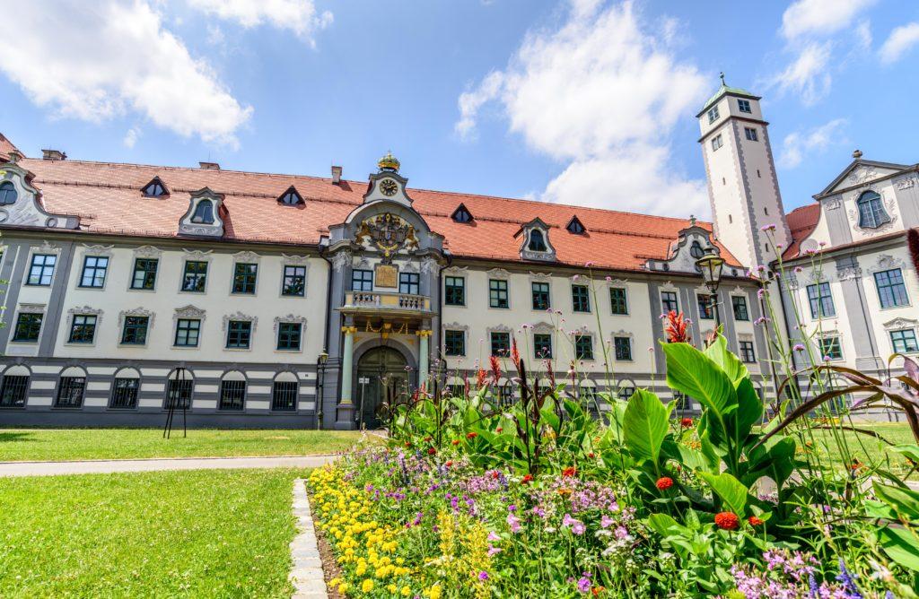 アウグスブルクの宮殿