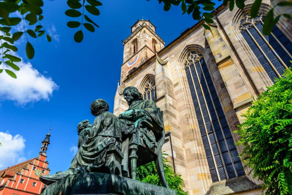ディンケルスビュール 聖ゲオルグ教会 / St.-Gerogs-Kriche