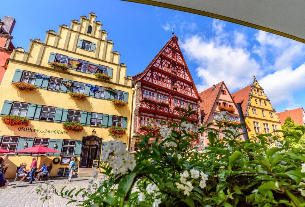 ディンケルスビュール ドイツの家 / Deutsches Haus