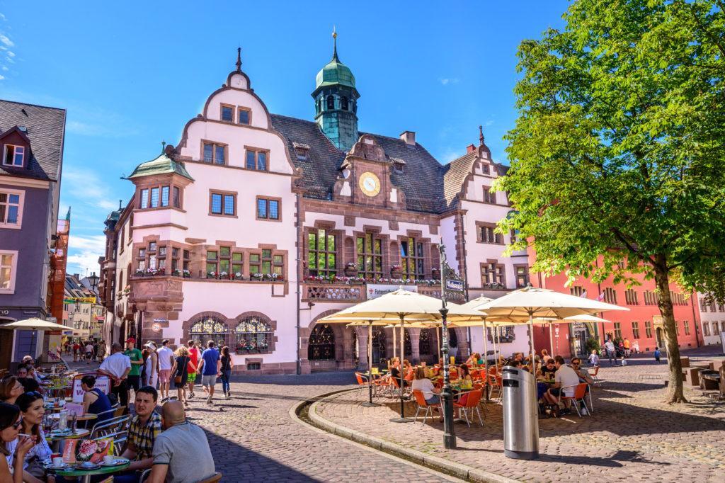 街の紹介 フライブルク
