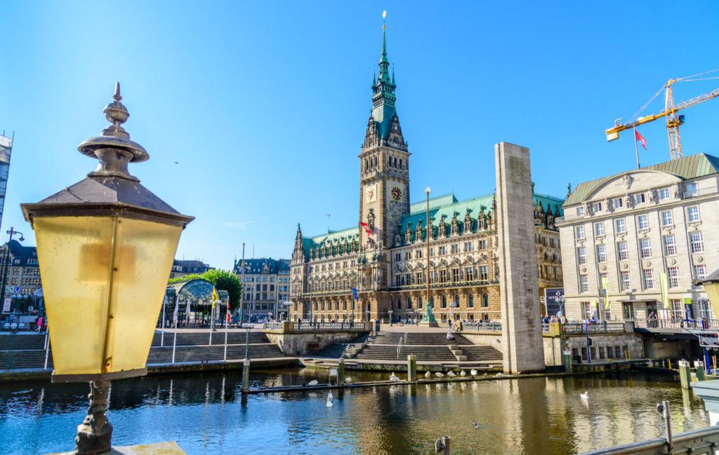 ハンブルク 市庁舎
