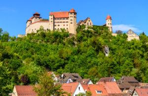 ハーブルクの城砦