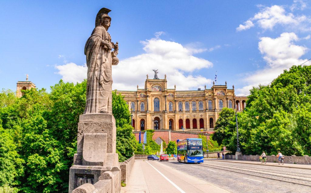 ミュンヘン 州議会 / Maximilianeum