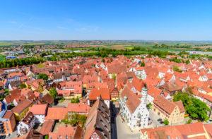 ネルトリンゲン 街の眺望