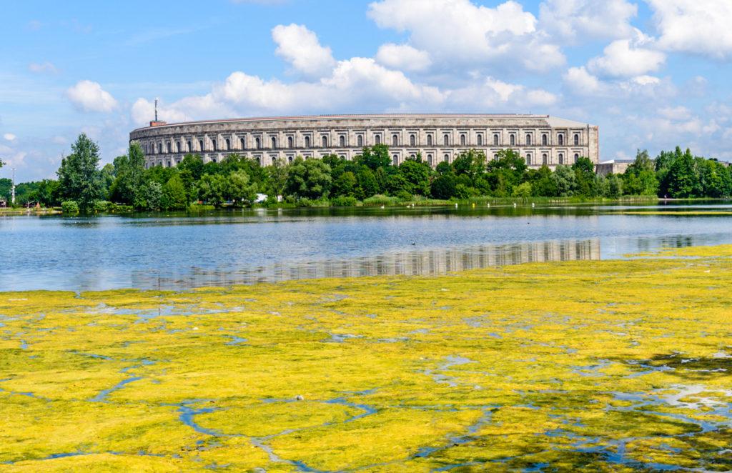 ニュルンベルク ナチスの党大会会場