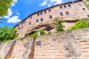 城砦と城壁