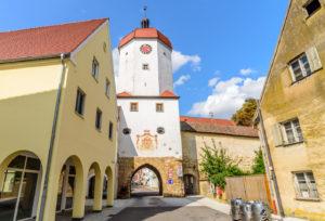 エッテンゲンの城門