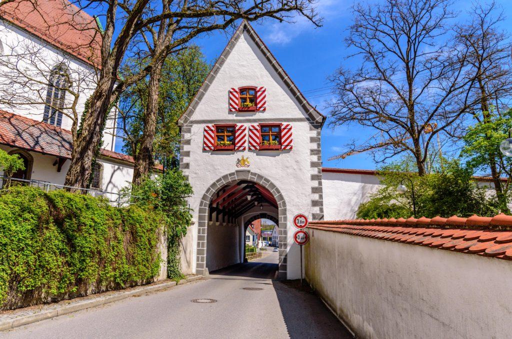 リートリンゲン 城塞門
