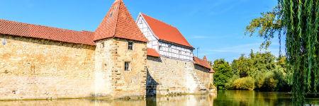 ヴァイセンブルクの城壁
