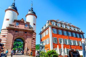【定番】 ハイデルベルク のお勧めの観光名所! 橋の門