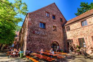 【定番】 ハイデルベルク のお勧めの観光名所はココ! 馬小屋 / Marstall