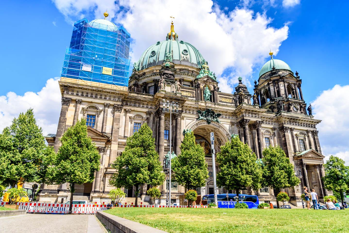 ゲーテ・インスティテュート ベルリンの教会