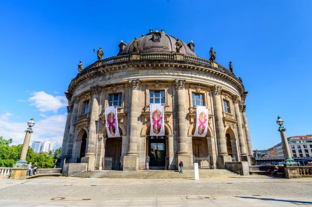 ベルリン ボーデ博物館 / Bode-Museum