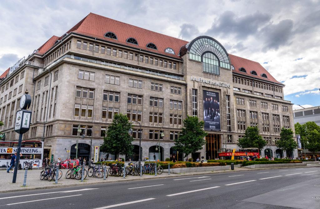 西のデパート / Kaufhaus des Westens