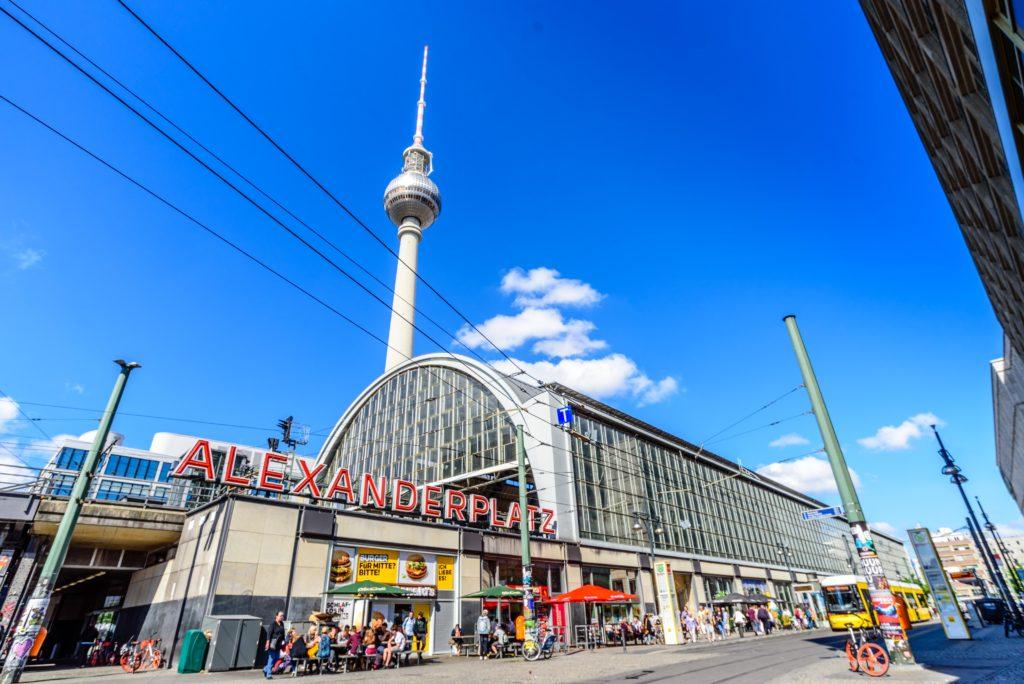 アレクサンダー広場 / Alexanderplatz