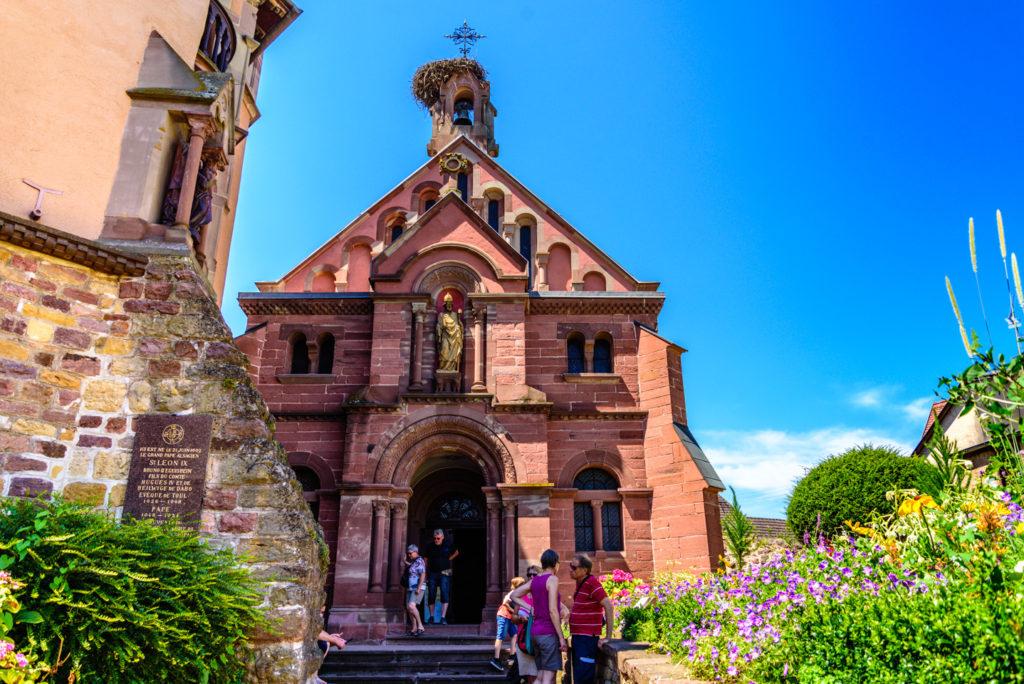 聖レオ礼拝堂
