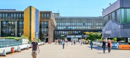 ボッフム大学キャンバス