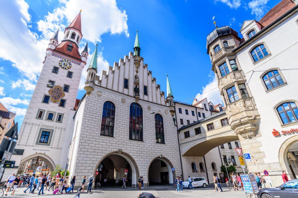 ミュンヘン 旧市庁舎