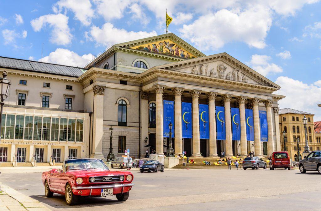 国立劇場 / Nationaltheater