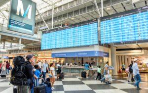 ワールド ミュンヘン空港