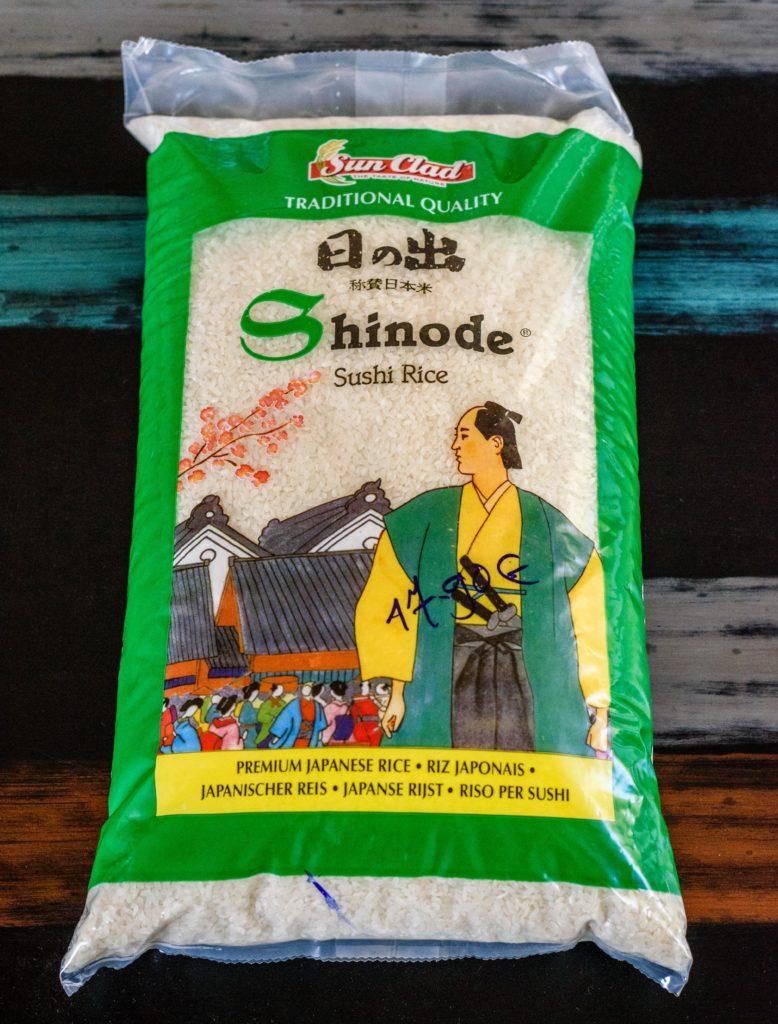 日本米の代用品