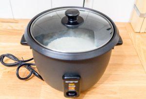 ドイツの炊飯器