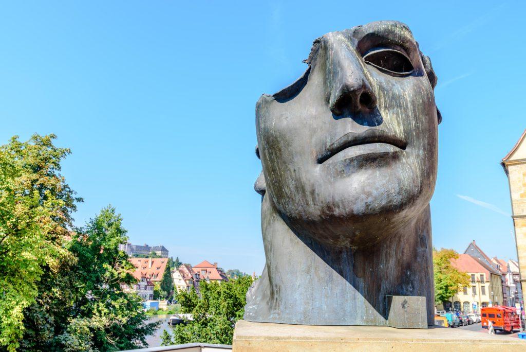 銅像 センチュリオン