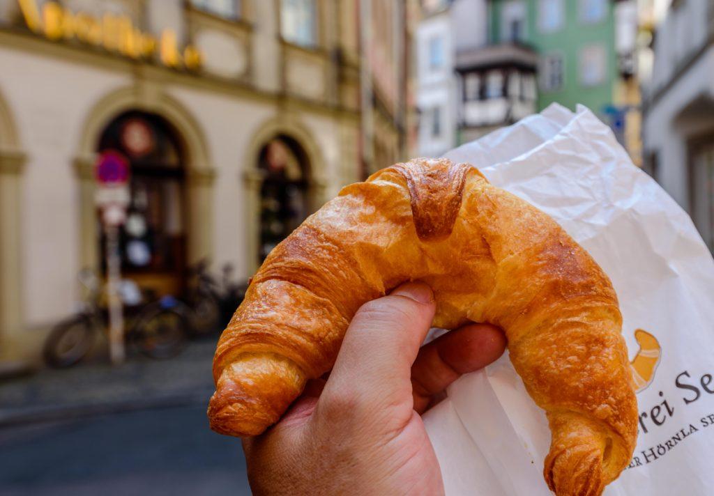 バンベルク 名物のパン