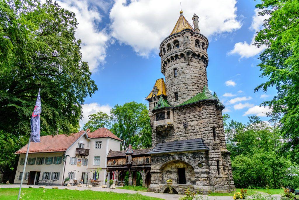 ランツベルク 母の塔
