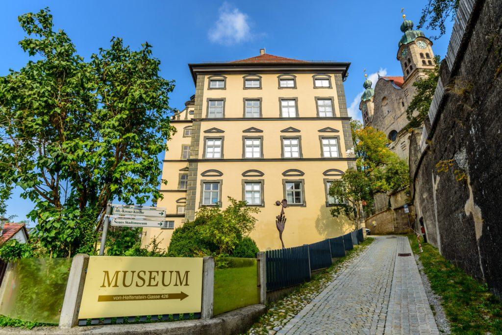 ランツベルク の博物館