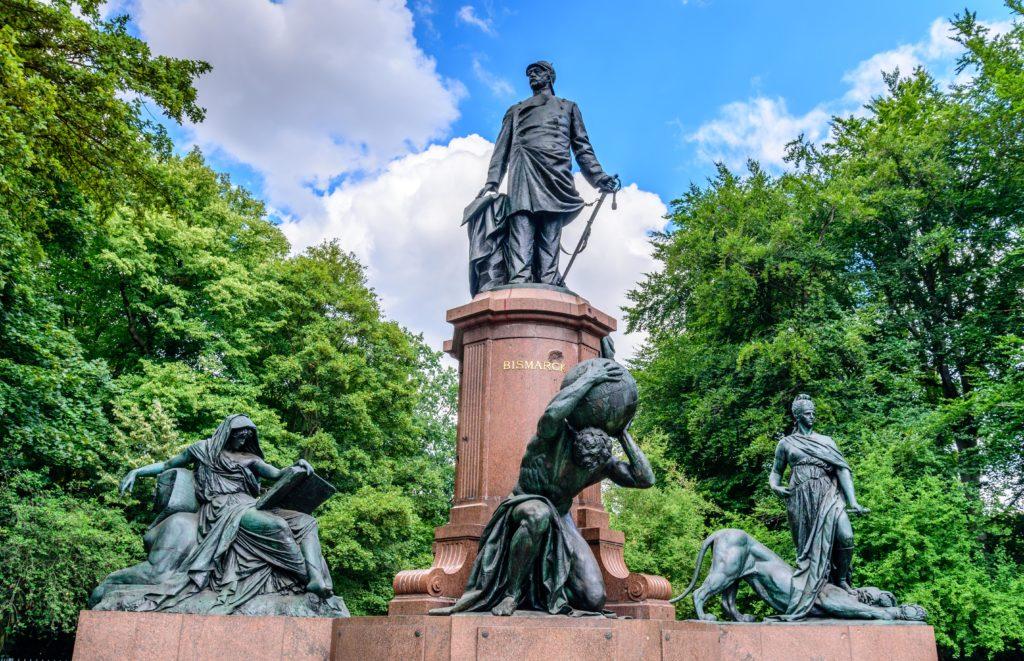 ビスマルク記念碑 / Bismarck-Nationaldenkmal
