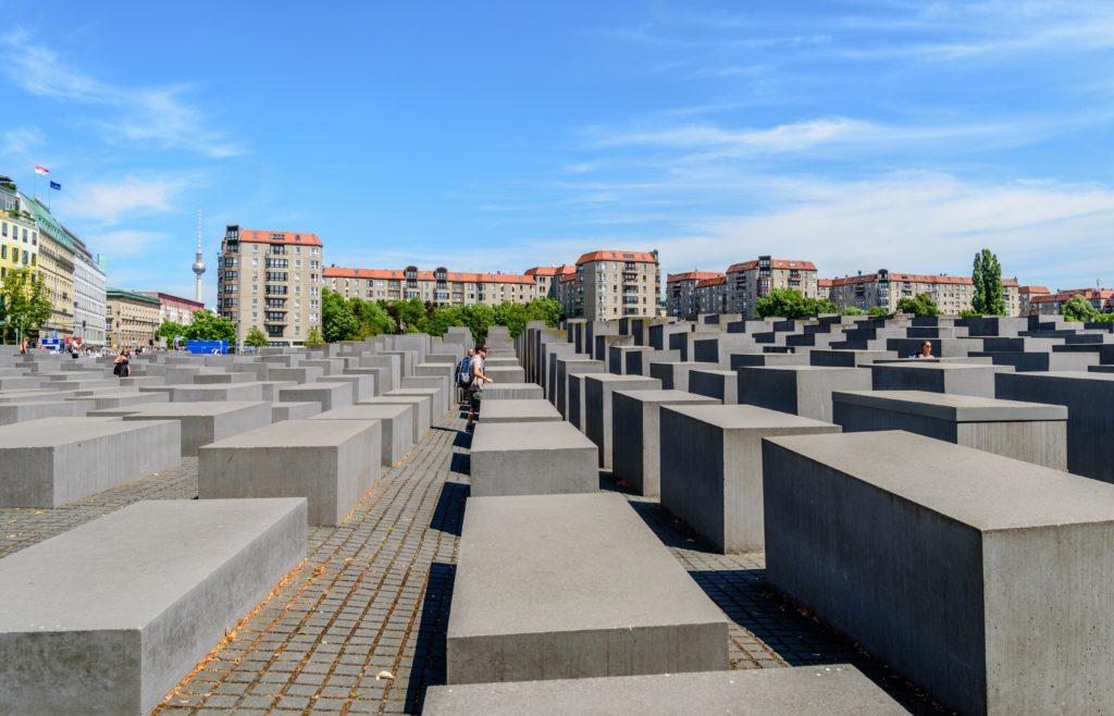 ベルリン ホロコースト慰霊碑 / Denkmal für die ermordeten Juden Europas