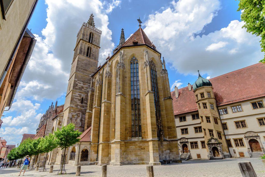 大きな聖ヤコブ教会