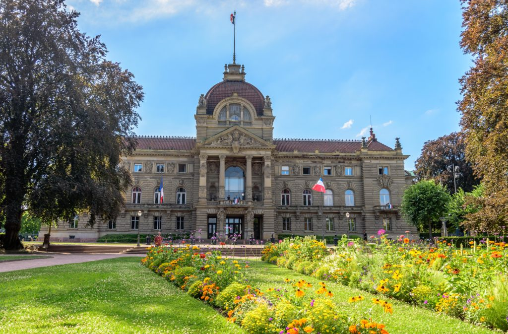 シュトラースブルク 皇帝の宮殿