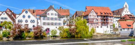 ドイツの観光名所 リートリンゲン