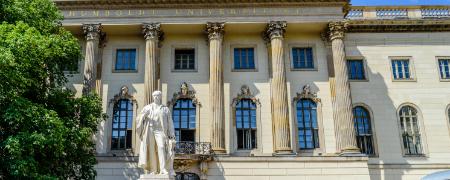 フンボルト大学 ベルリン