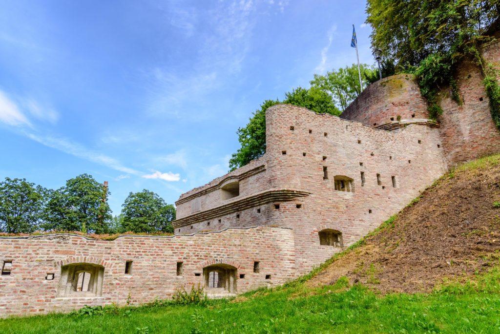 リュークインスランド要塞
