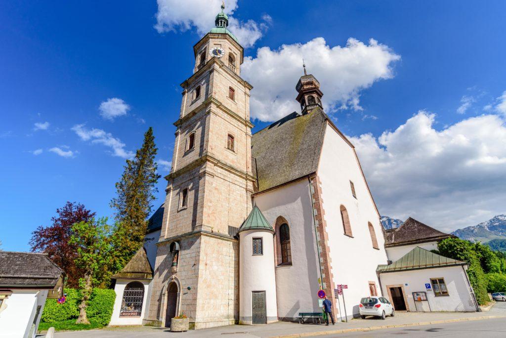 ベルヒテスガーデン 聖アンドレアス教会