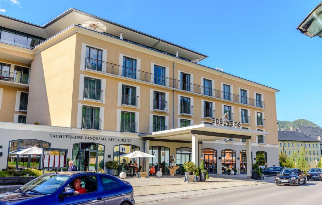 エーデルワイスホテル